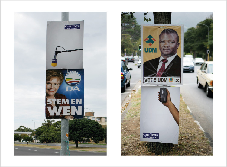 Cape Times – Outdoor Campaign