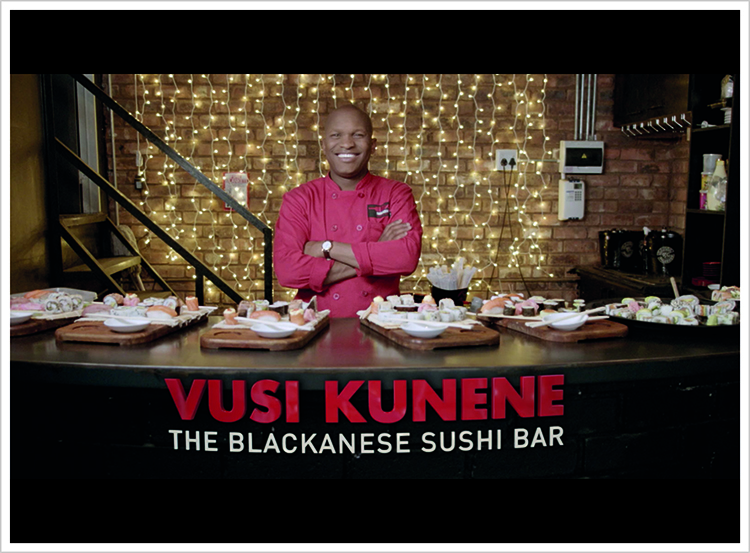 CHEERS TO THE DREAMERS #2 – BLACKANESE SUSHI BAR