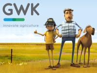 CG and stop frame animation bring our new GWK ad to life.