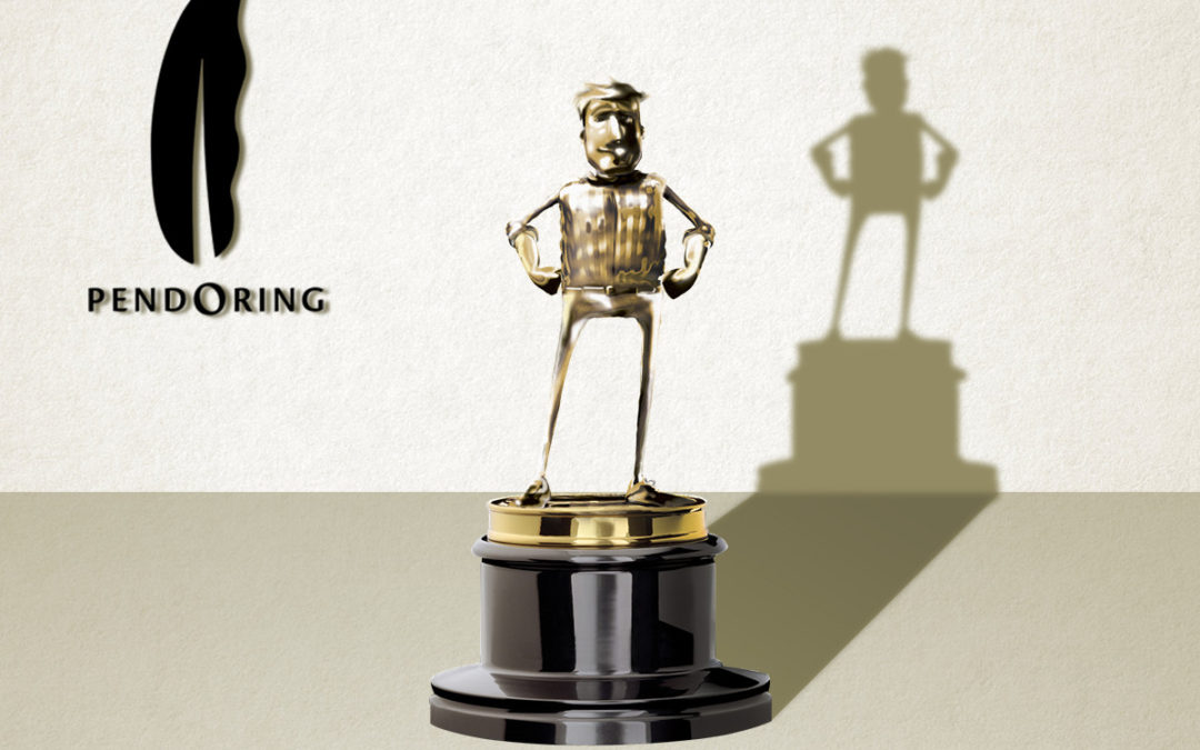 "Our ""This Man Is Building A Rocket"" Wins At The Pendoring Awards"