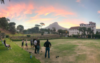 MullenLowe Cape Town goes bowling: Origiballs vs Bowlcano [Gallery]