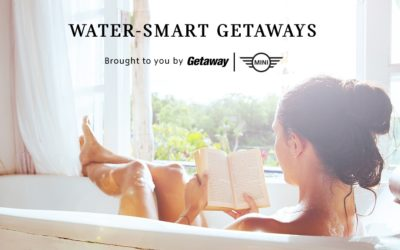 MINI and Getaway present Water-Smart Getaways