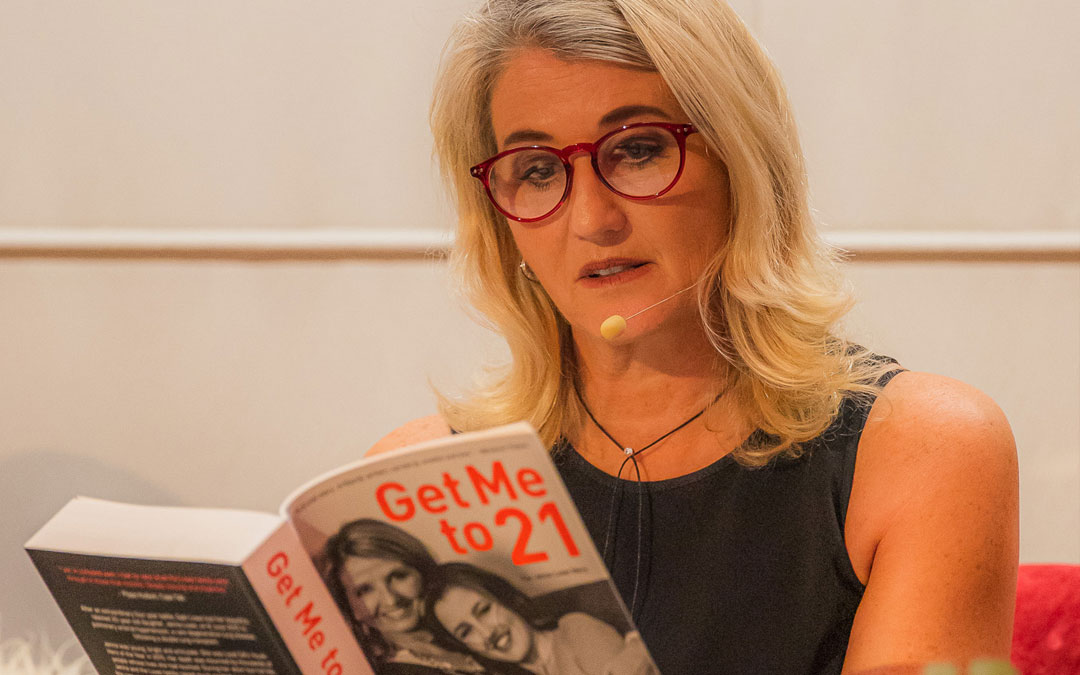 Get Me To 21 Book Launch – Jenna Lowe Trust Fundraiser