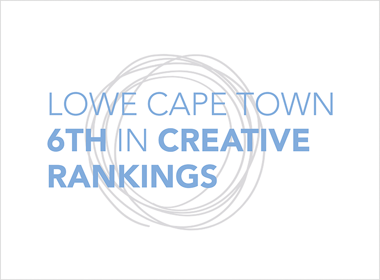 6th in South Africa's creative rankings
