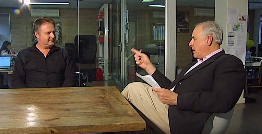 Kirk Gainsford on Maggs on Media