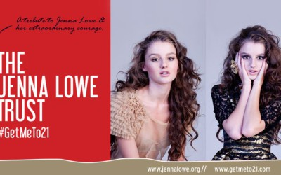 An update from one of our most loved campaigns – Jenna Lowe