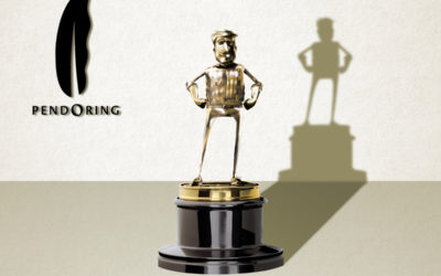 """Our """"This Man Is Building A Rocket"""" Wins At The Pendoring Awards"""
