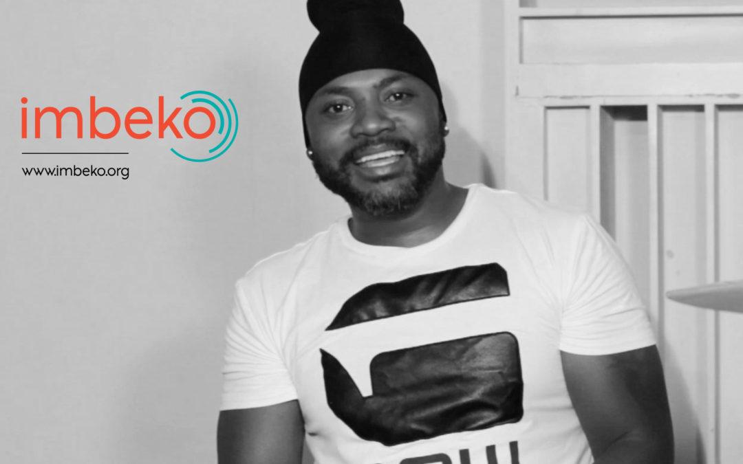 Ntando teaches us how to sing Xhosa love song 'Dali' with Imbeko